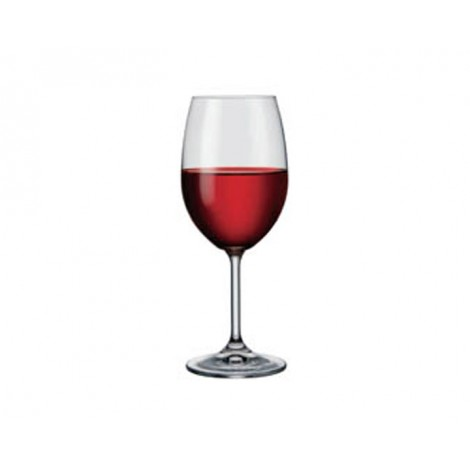 17. Bohemia World of Glass Red Wine, 450ml