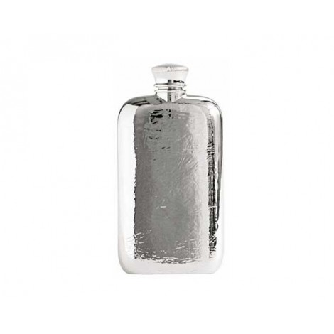 07. Royal Selangor Pewter Hip Flask, 95ml