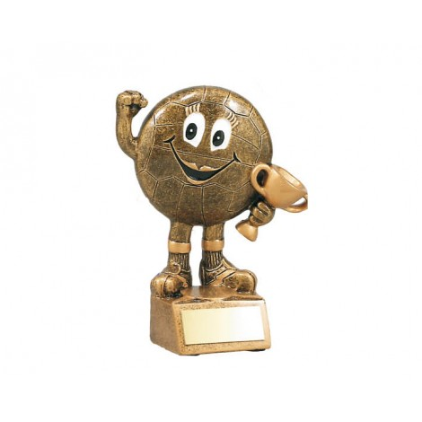 57. Netball Character Resin Trophy
