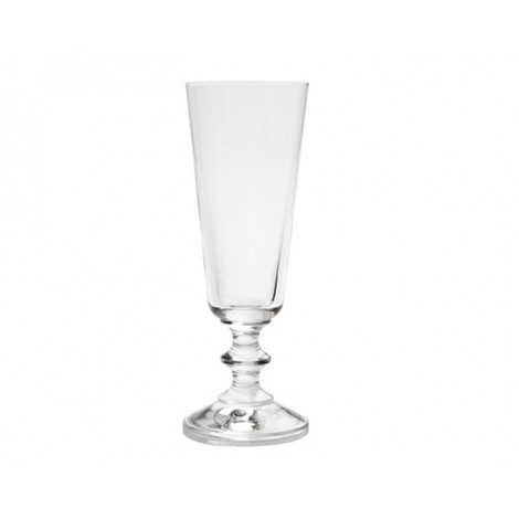 28. Rona Glass 'France' Champagne Flute, 170ml