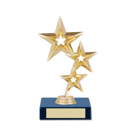 89. Star Trophy, Royal Blue Base