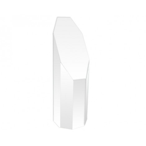 54. Crystal Faceted Pillar Award