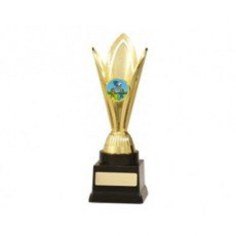 Netball 'Gold Sunray Series' Trophy