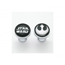 "12. Star Wars by Royal Selangor ""Rebel Alliance"" Cufflinks"