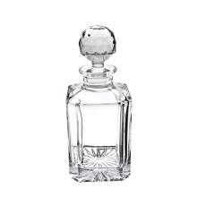 Bohemia Crystal 'Kent' Whisky Decanter, 0.8L