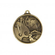 Art Global Sculptured Medal