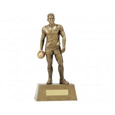 Aussie Rules Hero Resin Trophy