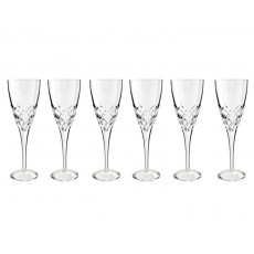 13. Bohemia Grandeur Crystal Wine, Set of 6, 310ml