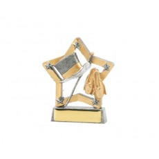09. Dance Star Resin Trophy