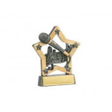 19. Music Stars Resin Trophy