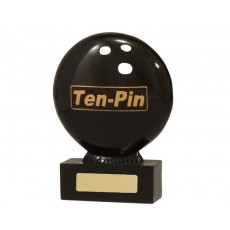 "Tenpin ""The Ball"" Resin Trophy"