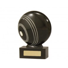 Lawn Bowls 'The Bowl' Resin Trophy