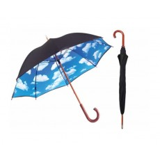 Shelta 'Big Blue Sky' Umbrella