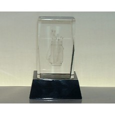10. Crystal Golf Trophy