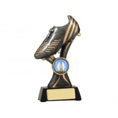 Budget Boot Resin Trophy