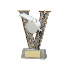 01. Whistle Victory Series Resin Trophy