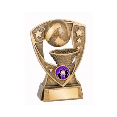 Alto' Series Netball Resin Trophy