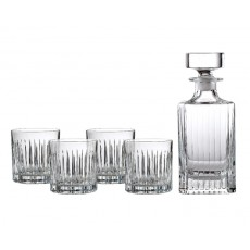 06. Royal Doulton 'Linear' Whisky Set