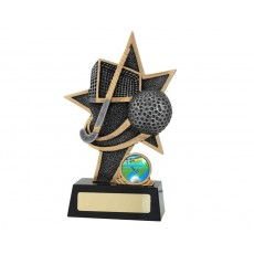 SuperStar Hockey Resin Trophy