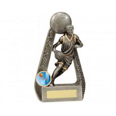 Basketball Portal Male Resin Trophy