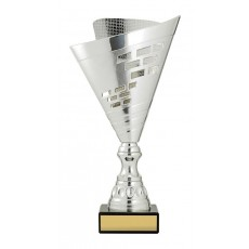 Cup Fan  Silver