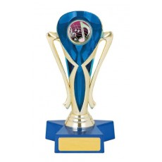Music Trophy, Blue & Gold Cup