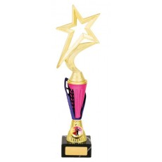 Ballroom Dancing Trophy, Star