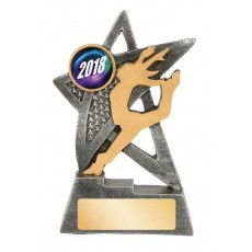 Hip Hop Star Trophy