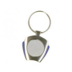 15. Silver Keyring