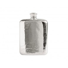 08. Royal Selangor Pewter Hip Flask, 140ml