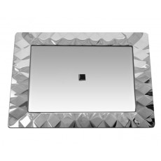 10. Sambonet 'Malia' Stainless Steel Tray, Rectangular