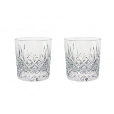 01.  Waterford Crystal Shaftesbury Tumblers, Set of 2