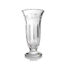 16. Stuart Crystal Summer Flower Vase, 20cm