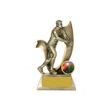 Aussie Rules Velocity Series Resin Trophy
