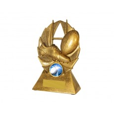 Fanatics Series Rugby Resin Trophy