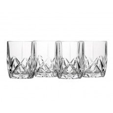 02. Marquis by Waterford Brookside Double Old Fashioned, Set of
