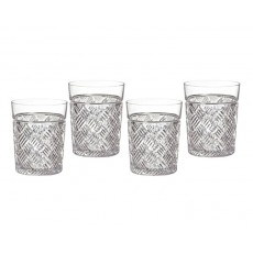 12. Marquis by Waterford Versa Double Old Fashioned, Set of 4