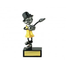 02. Jazz/Dance Flexee Figurine