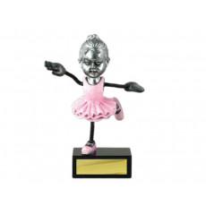 21. Ballet Flexee Figurine
