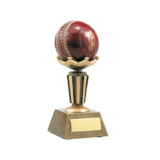 41. Cricket Ball Resin Holder