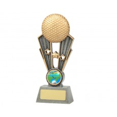Hockey Fame Resin Trophy
