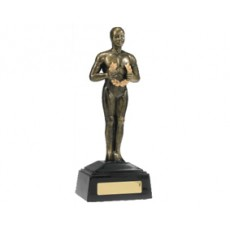 10. Small Achievement Victory Male Trophy