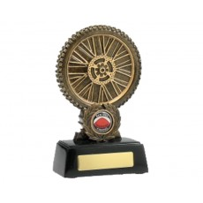 51. Large Motor Cross Wheel Trophy