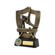 03. Large Male Gymnastics Trophy