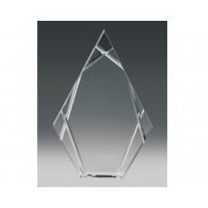 Acrylic Award, 'Arrowhead'