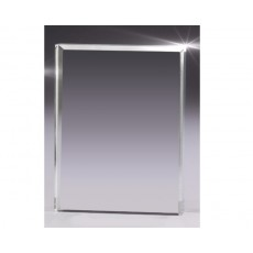 Acrylic Award, Clear Rectangular Free-Standing