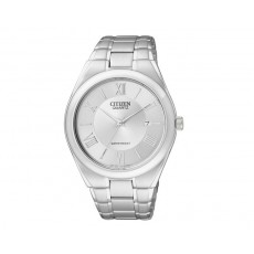09. Citizen Men's Stainless Steel Watch
