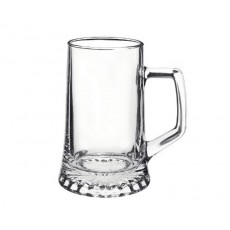 06. Bormioli Stern Glass Beer Mug, 500ml