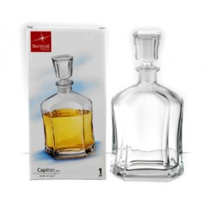 07. Bormioli Rocco Capitol Glass Decanter