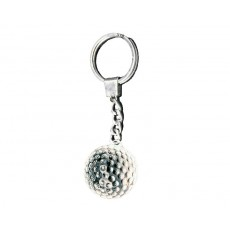 06. Glass Golf Ball Keyring